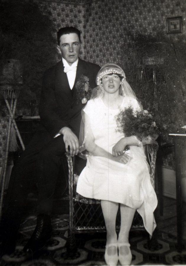 Moster Vanja gifter sig
