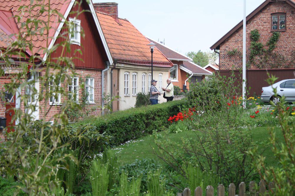 Laholm i maj 2016