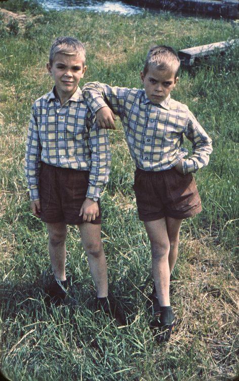 Tomas och Stefan