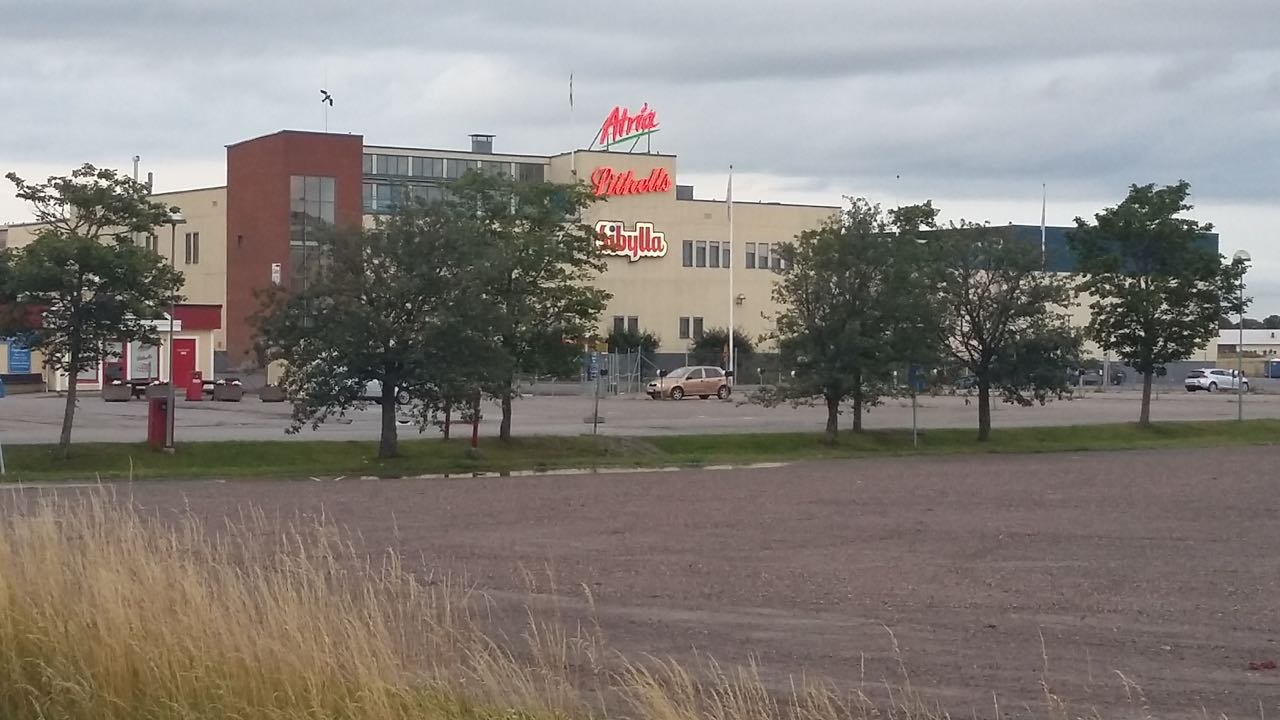 Korvfabrik