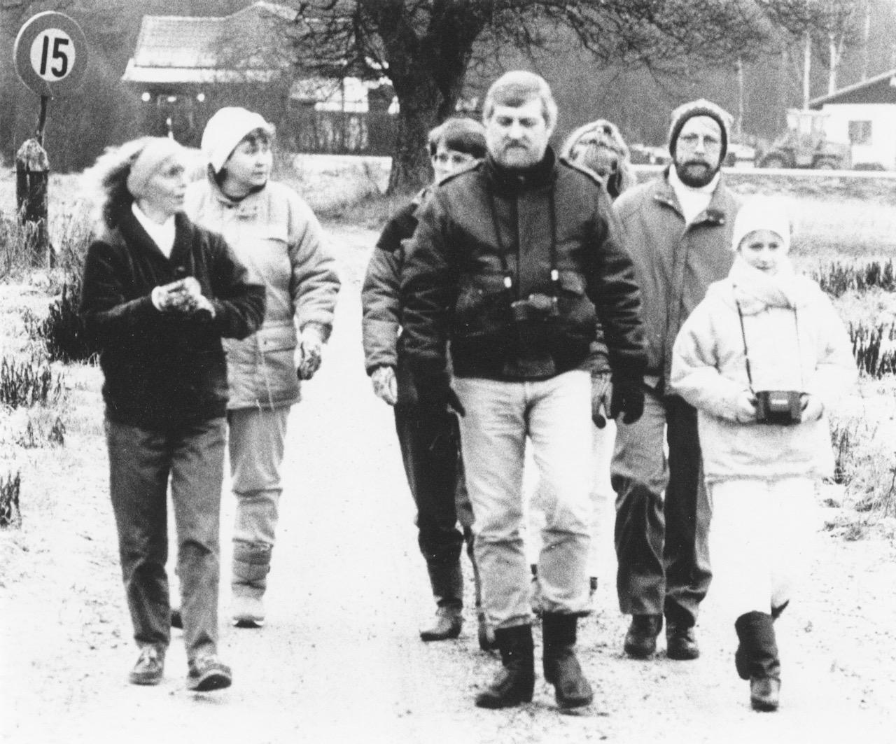 Tarsta Borg Nyårsafon 1987